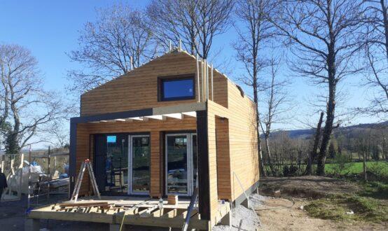 Réalisation maisons bois